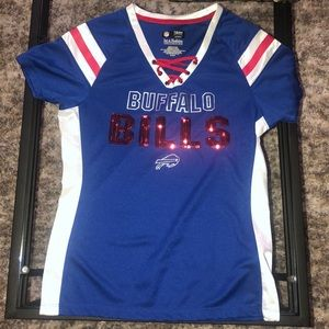 Buffalo Bills Sequin Jersey